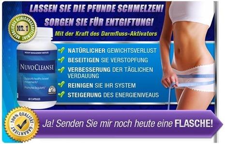 Entgiften Sie Ihr System und Holen Schlanker und Gesünder! | Nuvo Cleanse Supplement – A Way to Detoxify Naturally | Scoop.it