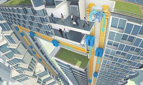 Cutting-edge Maglev elevators look like something straight out of science fiction | Transportation Station | Scoop.it