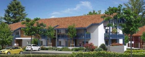 Nouveau programme immobilier neuf LE CLOS MATTINENEA à Urrugne - 64122 | L'immobilier neuf Côte Basque | Scoop.it