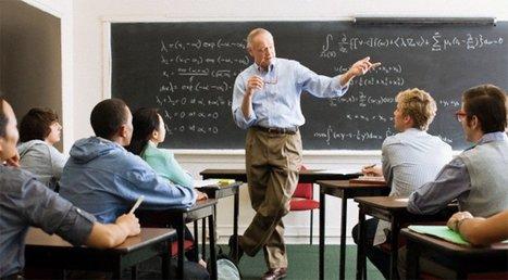 Los tres cambios didácticos que van a redefinir al profesor universitario   Higher Education   Scoop.it