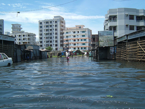 Asia, Africa Megacities Top Climate Change Risk Survey   Sustainable Futures   Scoop.it