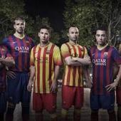 El Barcelona presenta las nuevas camisetas para la próxima ... - Lainformacion.com | Actual | Scoop.it