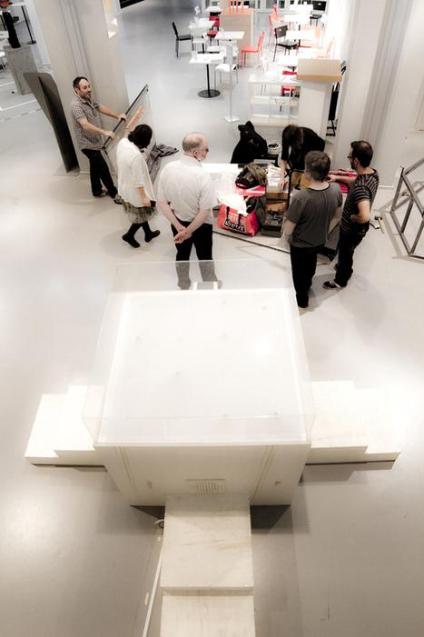 1D touch /// Installation le lundi 3 juin à la...   A la découverte des bibliothèques : Lyon - Genève - Lausanne   Scoop.it