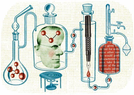 Lab Lit: Writing Fiction Based on Real Science | Scriveners' Trappings | Scoop.it
