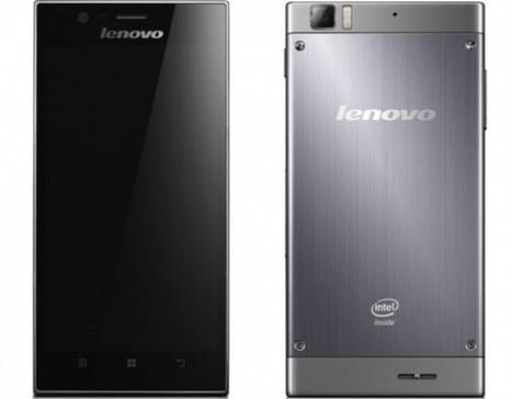 Le Lenovo K900 avec un processeur Intel | Actus Lenovo France | Scoop.it