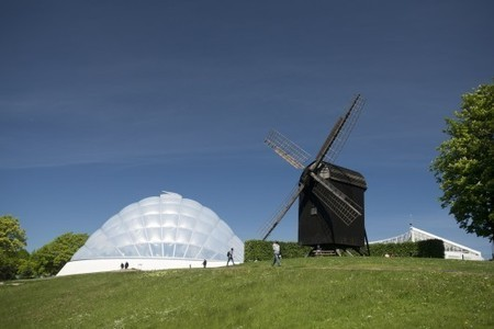 [Aarhus, Denmark] Sustainable HOTHOUSE by C.F. Møller Architects | The Architecture of the City | Scoop.it