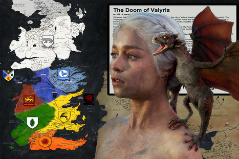 9 Maps That Visualize 12000 Years Of Game Of Thrones History - HitFix | Sociología | Scoop.it