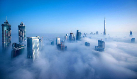 The City in the Clouds: Dubai Photographed from the 85th Floor | Vous avez dit Photo ? | Scoop.it