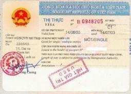 Thủ tục gia hạn visa du lịch Việt Nam | Dịch thuật công chứng | Visa - hộ chiếu | Scoop.it