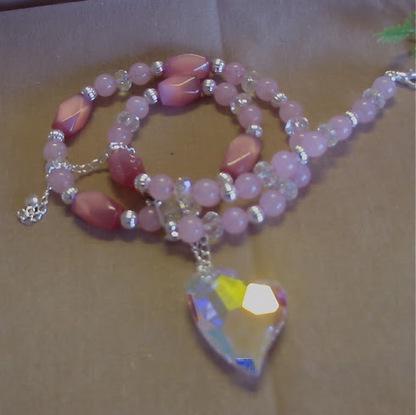 Bracelet with Zebra Stones and Black Glass Beads | Jewlery | Scoop.it