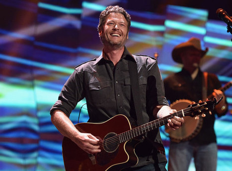 Blake Shelton Talks About Life After Miranda Lambert Split and Weight Loss | Country Music Today | Scoop.it