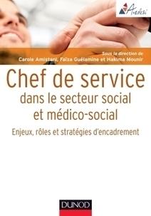 Chef de service dans le secteur social et médico-social - Andesi | Nouveautés documentaires | Scoop.it