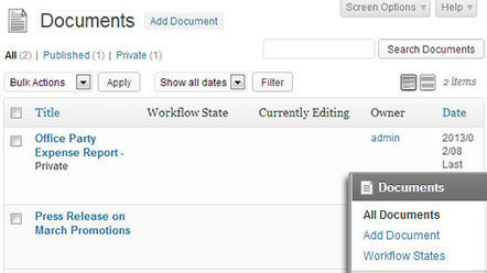 How to Use WordPress for Document Management or File Management | KnowledgeManagement | Scoop.it