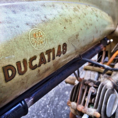 The Magic of Mechanical Contraptions, The Ducati 48 | Ductalk Ducati News | Scoop.it