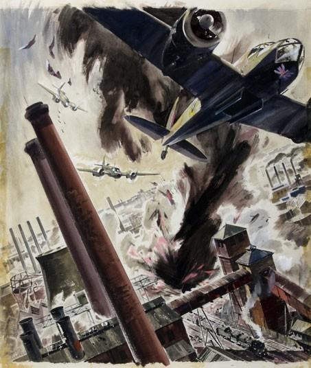 [Seconde Guerre Mondiale] Images de la propagande anglaise sur Wikimedia