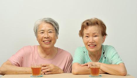 Décrypter les secrets de la longévité au Japon | Dr. Goulu | Scoop.it