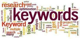 5 Tips To Finding Effective Web Marketing Keywords | Search Engine Marketing For Real Estate | Scoop.it
