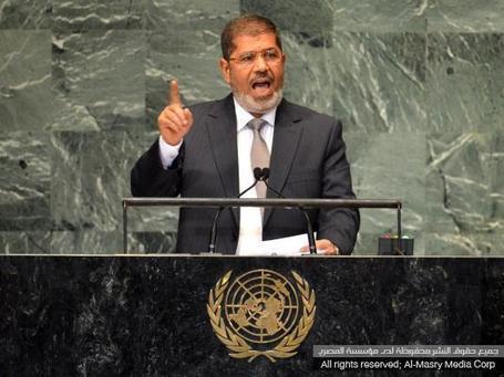 Morsy invites ElBaradei, Sabbahi, Islamists to dialogue | Égypt-actus | Scoop.it