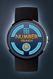 Number Crunch - Android Wear - Android Apps on Google Play | Islamic Wallpapers and Android Games | Scoop.it