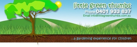 Little Green Thumbs - Welcome | Engaging students through technologies in the early years F-2 | Scoop.it