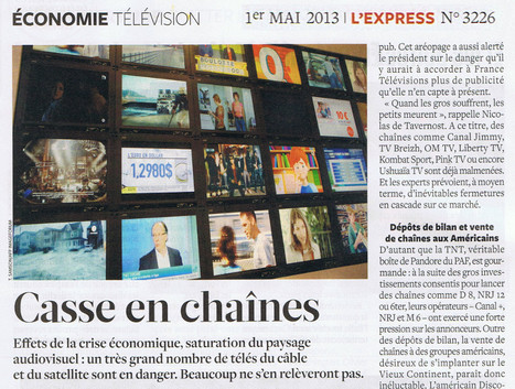 Casse en chaînes | DocPresseESJ | Scoop.it