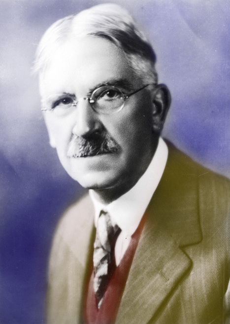John Dewey on the True Purpose of Education and How to Harness the Power of Our Natural Curiosity | Comunicar, Educar y Aprender en el siglo XXI | Scoop.it
