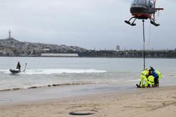 CHILE - Adquiere las primeras motos acuáticas para rescate nocturno de sudamérica   Motos Acuáticas PERU   Scoop.it