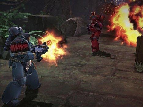 Un futur jeu Android de cartes à jouer sur la franchise Warhammer 40k - Frandroid   warhammer   Scoop.it
