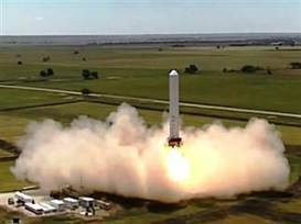 SpaceX's Grasshopper test rocket flies sideways successfully | NBC News.com | The NewSpace Daily | Scoop.it