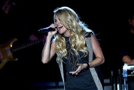 Carrie Underwood Helps Raise $146K for MusiCares | Country Music Today | Scoop.it