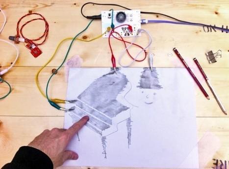 Crazy Circuits transformez n'importe quoi en instrument de musique | Open-Making | Scoop.it