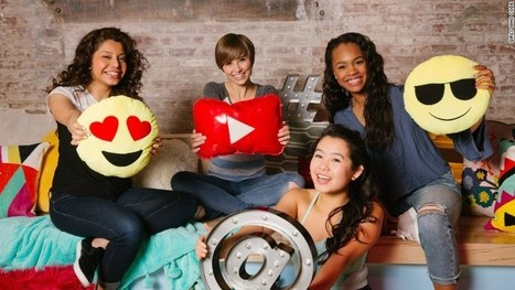 Girls Who Code taps four teen girls for YouTube series | ANALYZING EDUCATIONAL TECHNOLOGY | Scoop.it