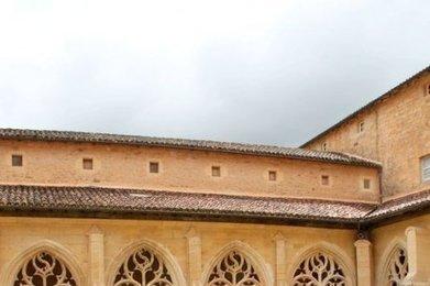Dordogne : le cloître de l'abbaye de Cadouin a été rénové - Sud Ouest | dordogne - perigord | Scoop.it