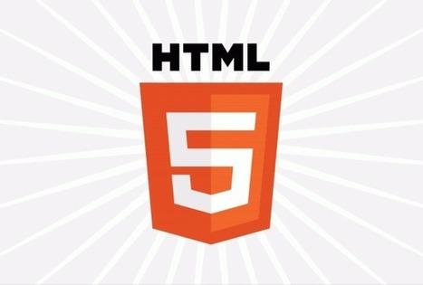 5 maneras en las que HTML5 puede mejorar su presencia en la ... | PLE DWEC | Scoop.it