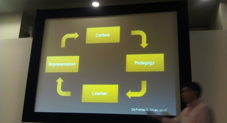 Game-based Learning references from #LT13UK | Ben Betts is... | E-learning | Scoop.it