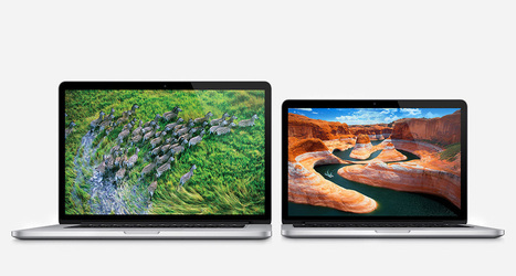 Apple Upgraded Its MacBook Pro Retina For The New OS X Yosemite | World Leaks | US tapped phones of 35 world leaders as spy drama grows | Scoop.it