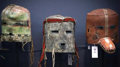 Sacred Native American masks sold in Paris auction to be returned ... | Waabizhishi News | Scoop.it