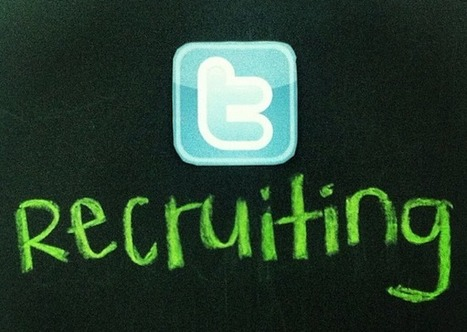 Social Media Recruiting: Your Twitter Guide | Talented HR | Scoop.it