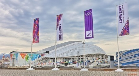 The Stadiums of Sochi | Architecture, design & algorithms | Scoop.it