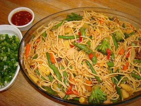 Vegetable Hakka Noodles Recipe - Total Health Care Tips | Online Health Care Tips | Scoop.it