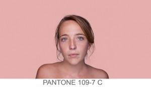 Humanae, la piel humana en Pantone | Noticias de diseño gráfico | Scoop.it