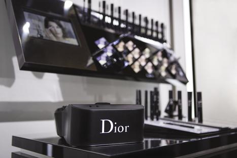 Dior Eyes : la réalité virtuelle version haute couture | The rabbit hole | Médias sociaux et tourisme | Scoop.it