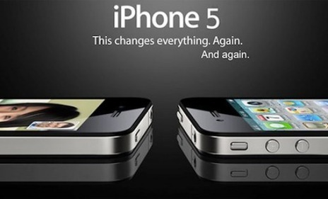 All About The Apple iPhone 5 | Web pages I like to visit | Scoop.it