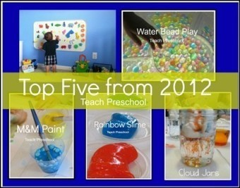 Best of 2012 Blog Hop! | Teach Preschool | Scoop.it