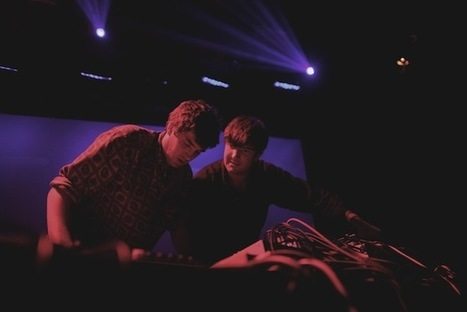 John Talabot et Pional remixent The XX | Sourdoreille | News musique | Scoop.it