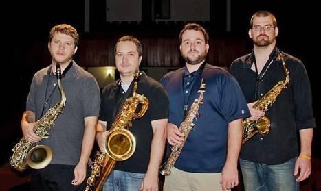 Quartet 35, a saxophone quartet, will perform in Scotland | Culture Scotland | Scoop.it