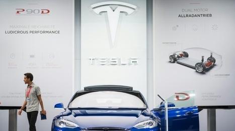 Tesla veut se lancer dans les camions et un système de voitures partagées | 694028 | Scoop.it
