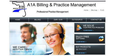 A1A Medical Billing Collection Service Miami-Fort Lauderdale, Florida | Medical Billing Services Miami | Scoop.it