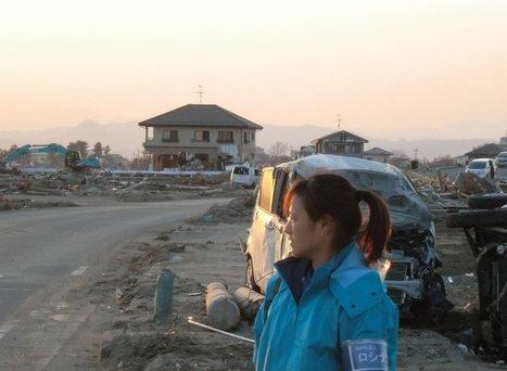 Bénévole à Sendai, une région particulièrement touchée par le tsunami japonais | Green et Vert | Japon : séisme, tsunami & conséquences | Scoop.it