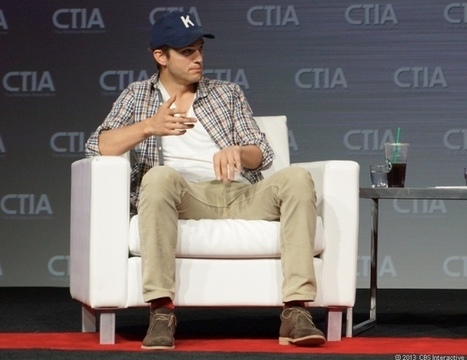 Ashton Kutcher on why Twitter is messed up and more | Avitara | Scoop.it